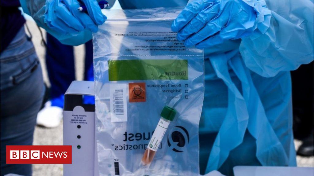Photo of Coronavirus: US intelligence debunks theory it was 'manmade'