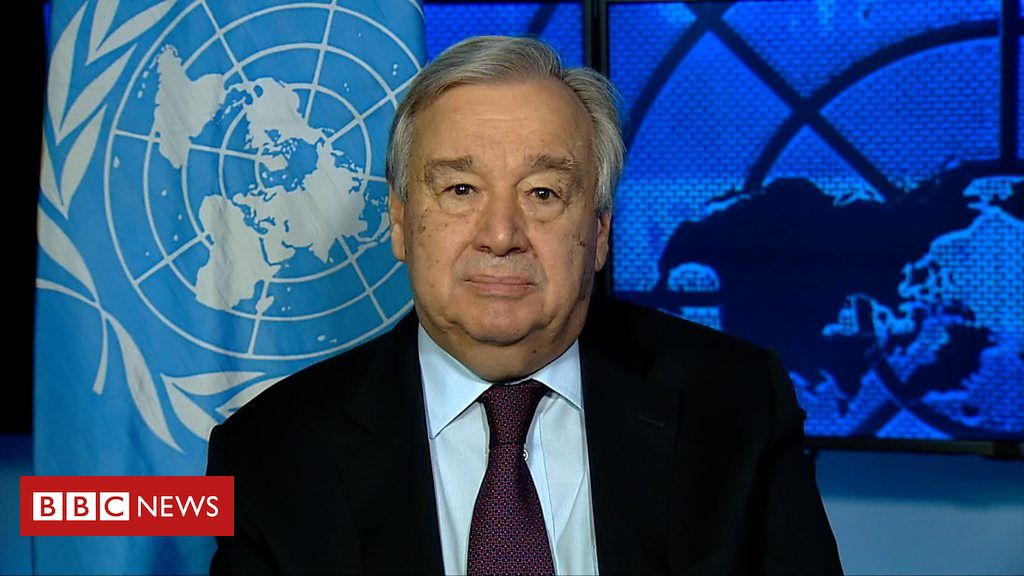 Photo of Coronavirus: Lack of co-ordination let virus spread – UN's Guterres