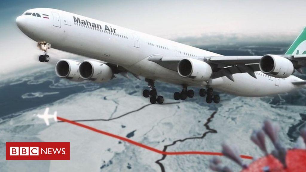 Photo of How an Iranian airline helped coronavirus spread