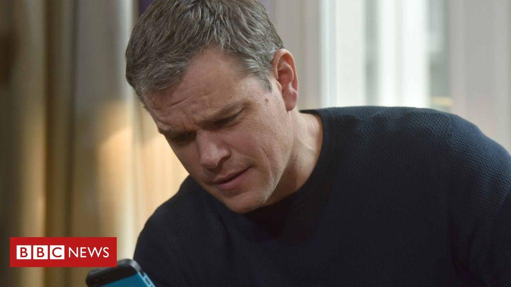 Photo of Matt Damon breaks Irish lockdown cover with surprise radio call