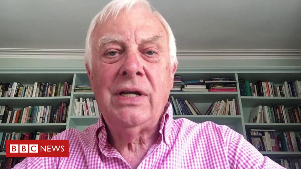 Photo of Chris Patten: We should tell China this is outrageous