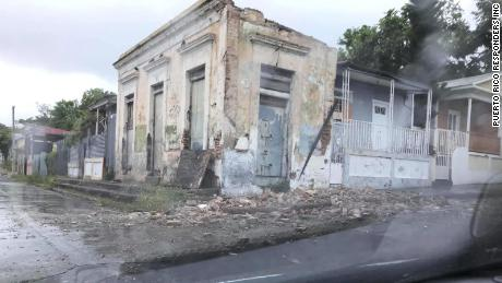 Photo of Earthquake of 5.5 magnitude rattles Puerto Rico, damages buildings in city of Ponce