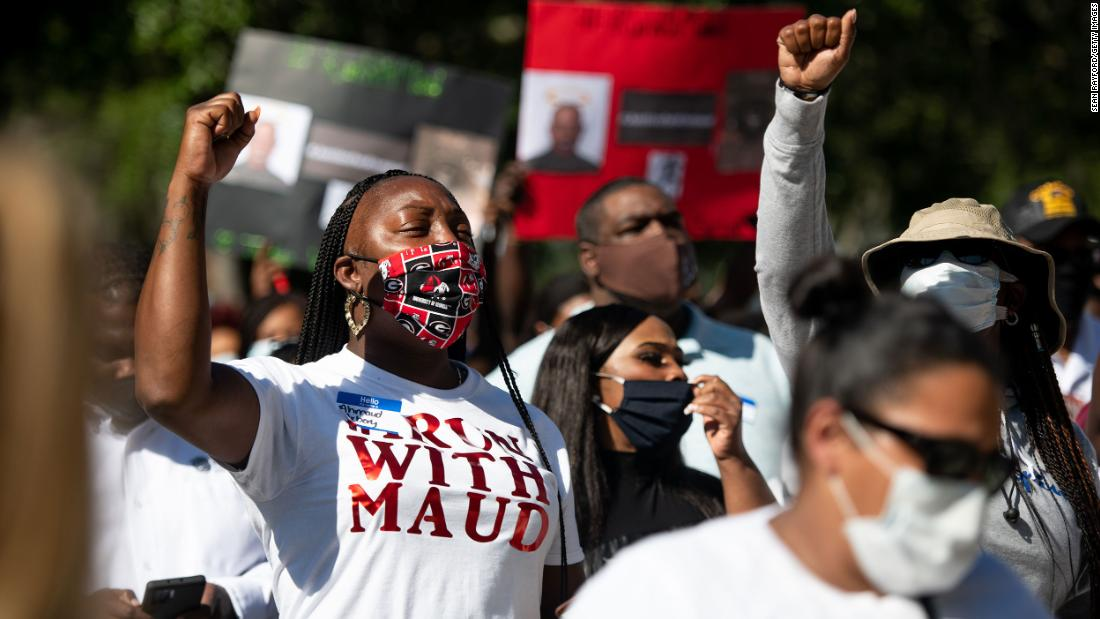 Photo of Analysis: Ahmaud Arbery and the resilience of black protest