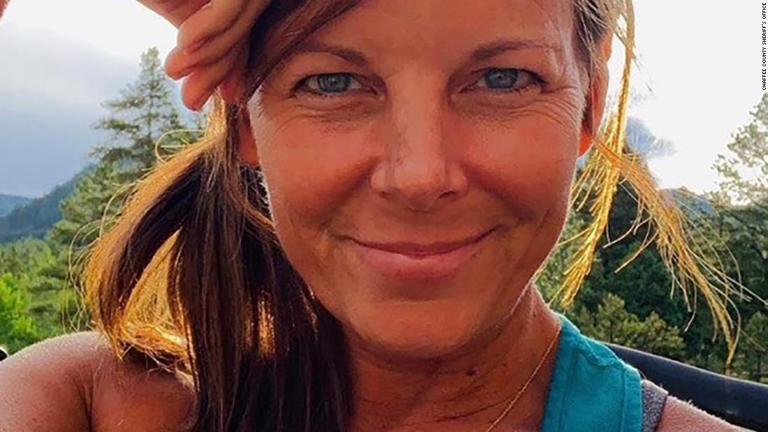 Photo of A woman went biking on Mother's Day. She hasn't been seen since