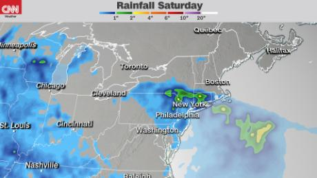 Photo of Weather doesn't look good for many this holiday weekend