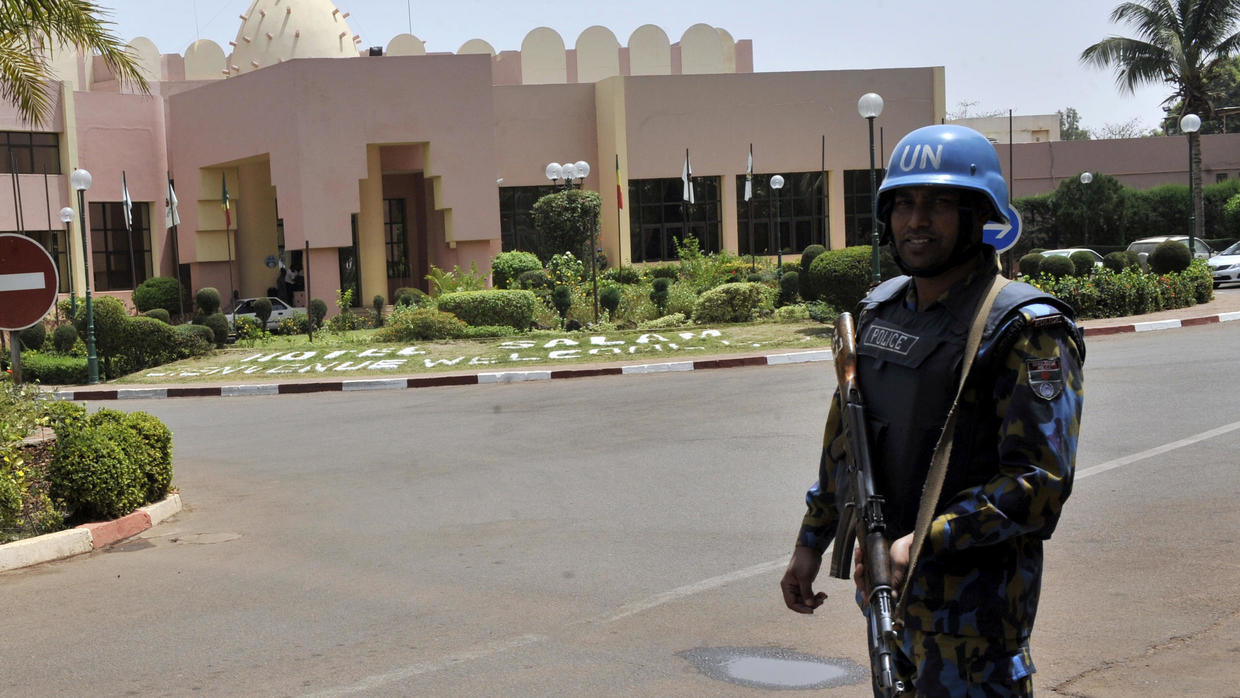 Photo of UN peacekeepers killed in Mali after patrol hits IED