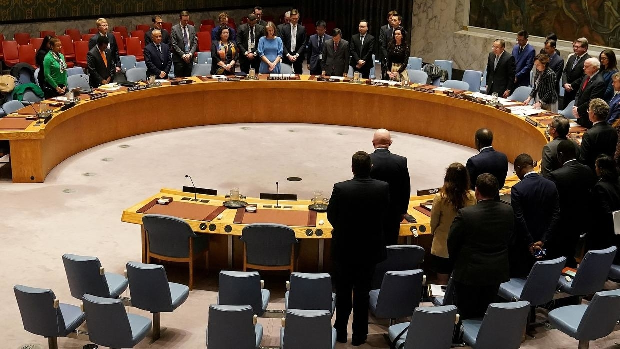 Photo of US withdraws support for UN Security Council global ceasefire resolution