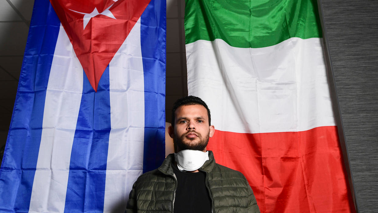 Photo of Young Cuban doctor helps with Italy's battle against Covid-19