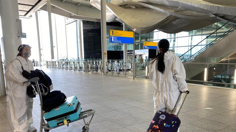 Photo of UK to introduce quarantine for international arrivals from June 8