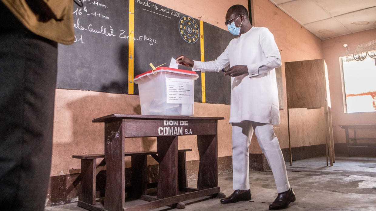Photo of Benin votes in controversial elections despite Covid-19 threat
