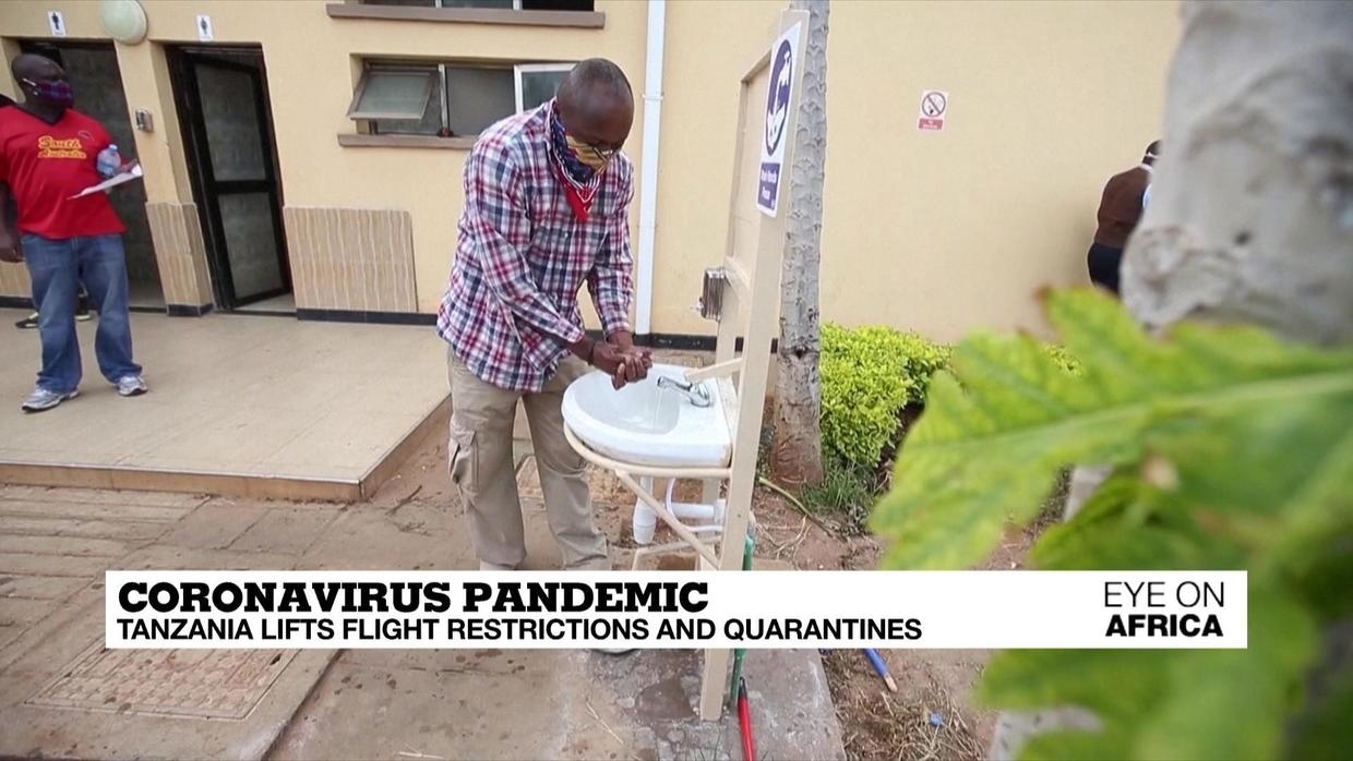 Photo of Coronavirus Pandemic : Tanzania lifts flight restrictions and quarantines