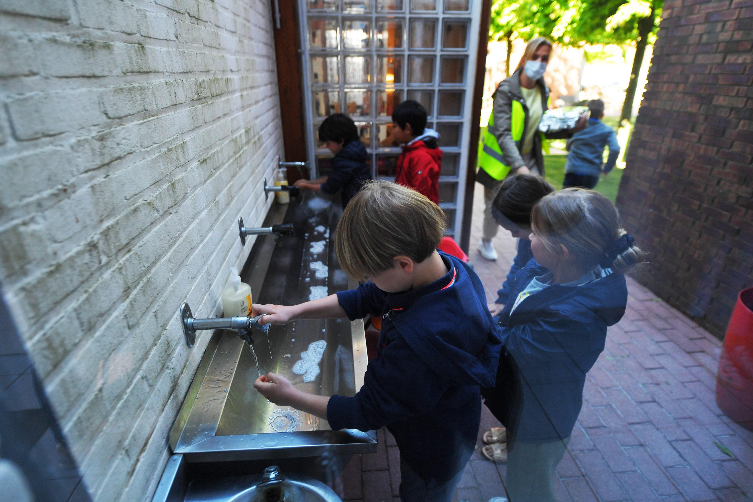 Photo of All nursery and primary schools in Belgium to reopen in June