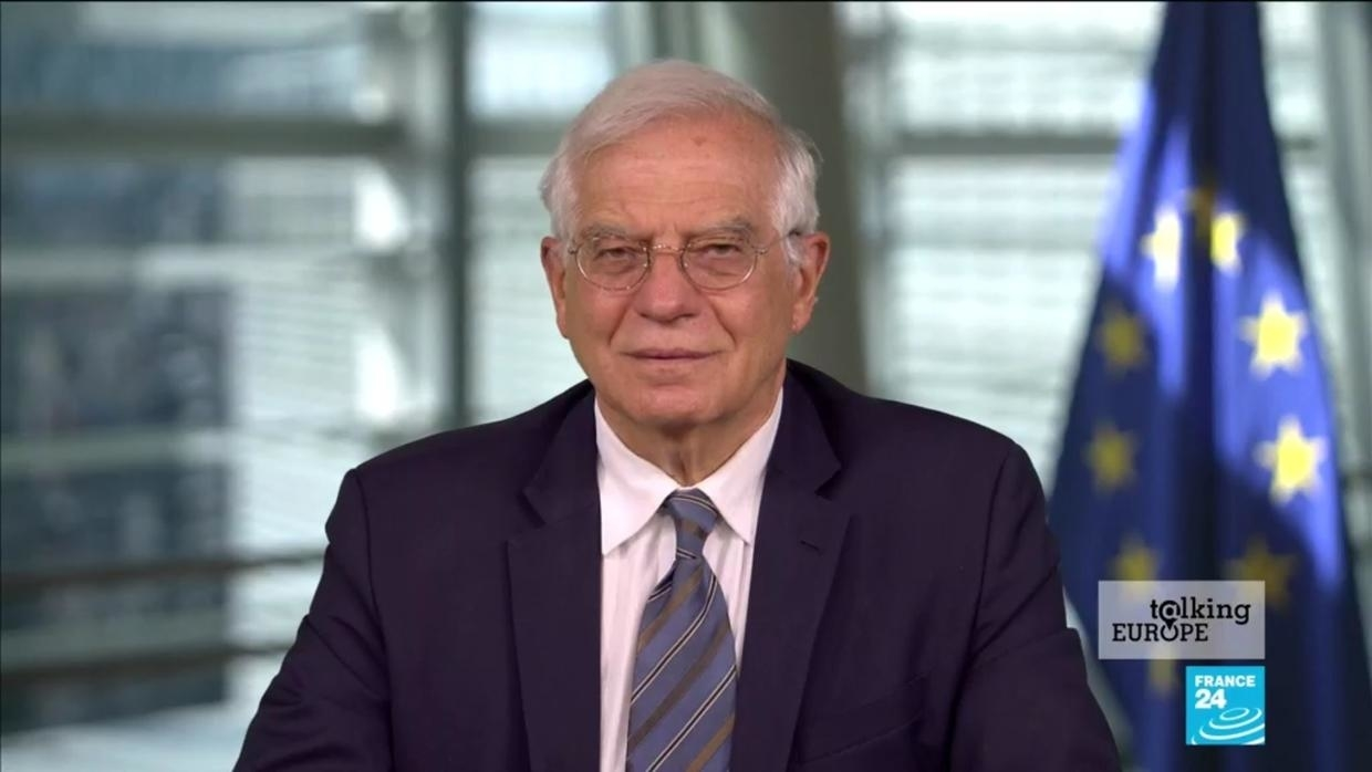 Photo of EU's Borrell on Covid-19: 'We must further promote multilateralism'