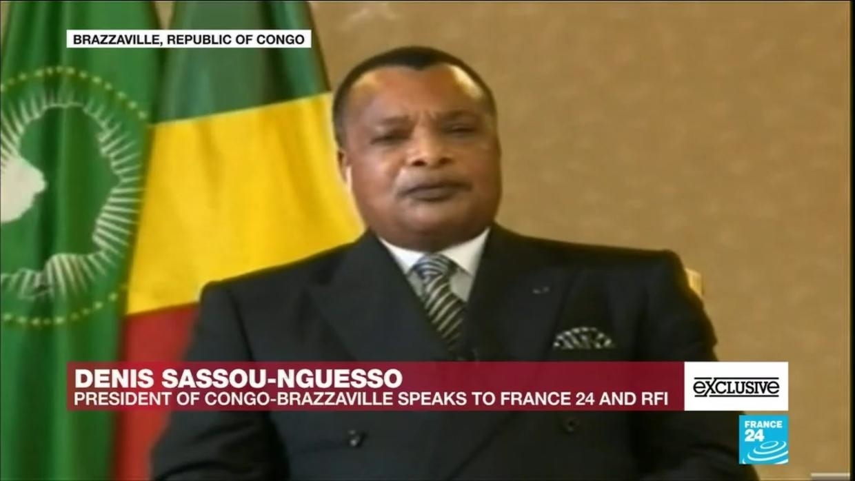 Photo of Republic of Congo's President Sassou-Nguesso: 'We've noticed a rise in the Covid-19 epidemic'
