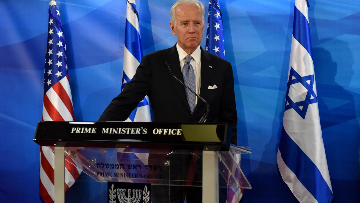 Photo of Biden says he'll keep US embassy in Jerusalem if elected