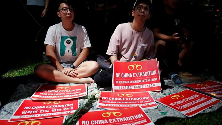 Photo of China proposes controversial Hong Kong security law