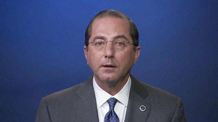 Photo of Coronavirus: Trump gives WHO ultimatum over Covid-19 handling