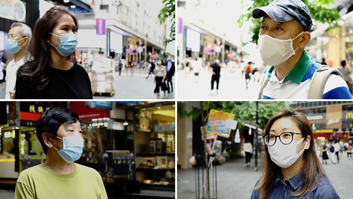 Photo of Hong Kong: World political figures condemn China's security law plan