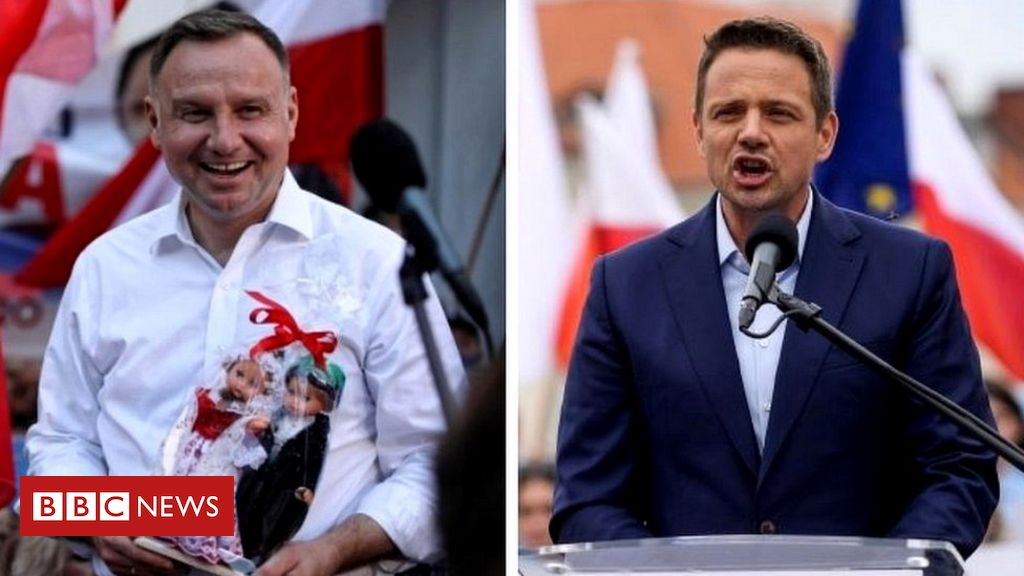 Photo of Poland's clash of values in presidential election