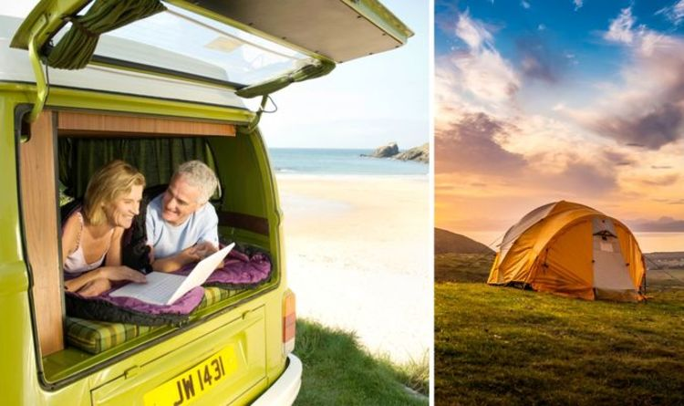 Photo of Campsites reopen: Campervan & motorhome bookings surge by over 500% as Britons ditch tents