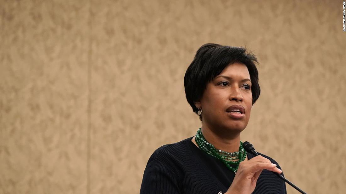 Photo of DC mayor says federal response to protests led to larger groups participating peacefully