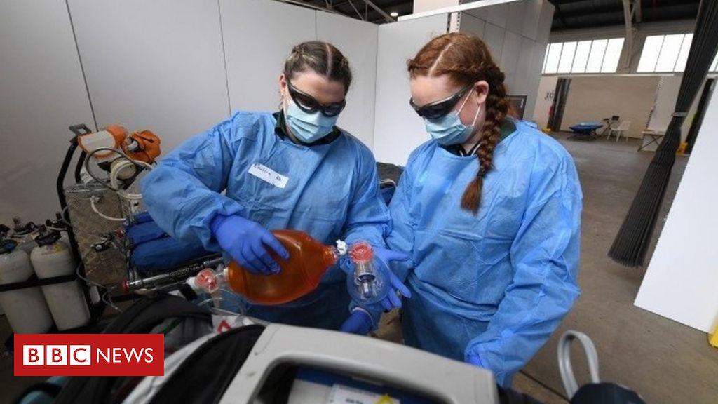 Photo of Coronavirus in Australia: Melbourne returns to lockdown as cases surge