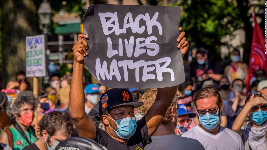 Photo of New York AG says Black Lives Matter Foundation 'not affiliated with the movement' and orders it to stop collecting donations
