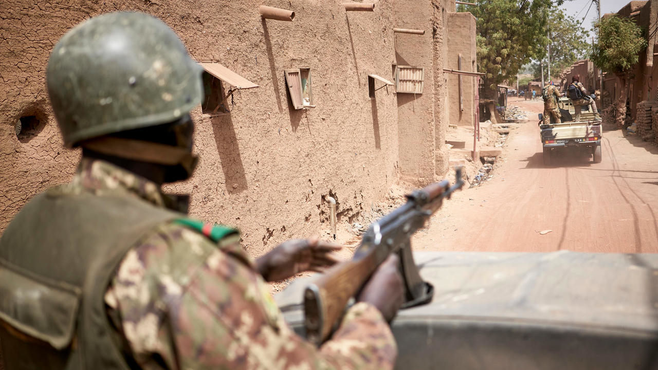 Photo of At least thirty villagers massacred in central Mali terror attacks