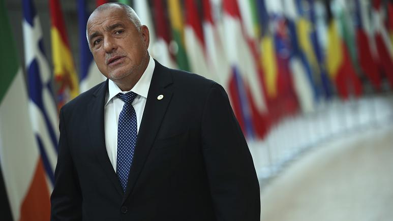 Photo of Bulgarian PM Boyko Borissov survives no-confidence vote amid anti-corruption protests