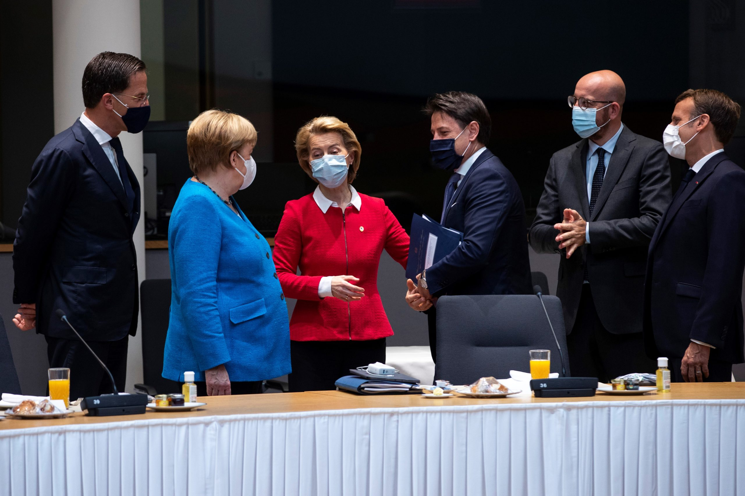 Photo of Michel floats €50B shift in compromise proposal on EU coronavirus fund
