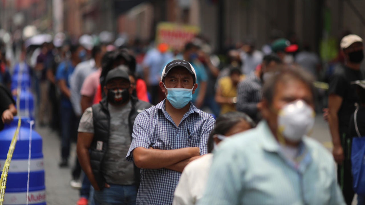 Photo of Mexicos Covid-19 death toll passes 40,000 mark