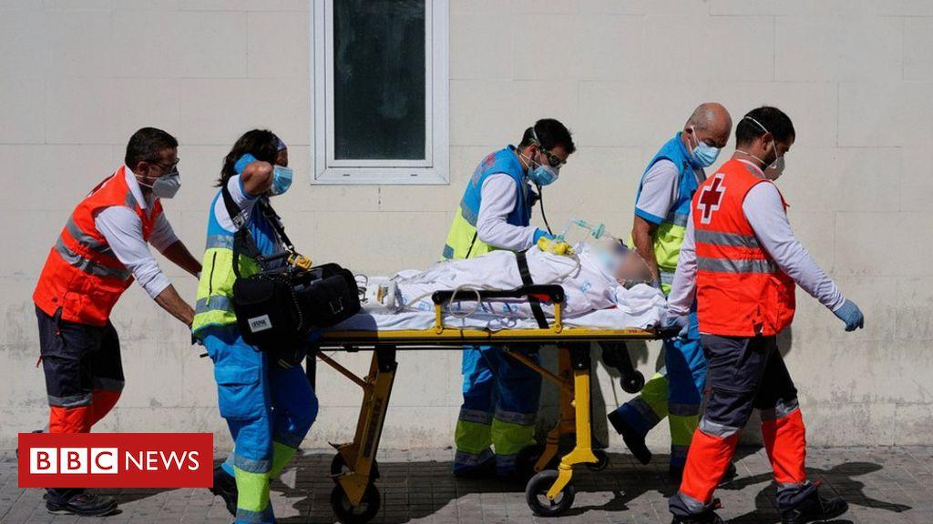 Photo of Coronavirus: Spain imposes partial lockdown on defiant Madrid