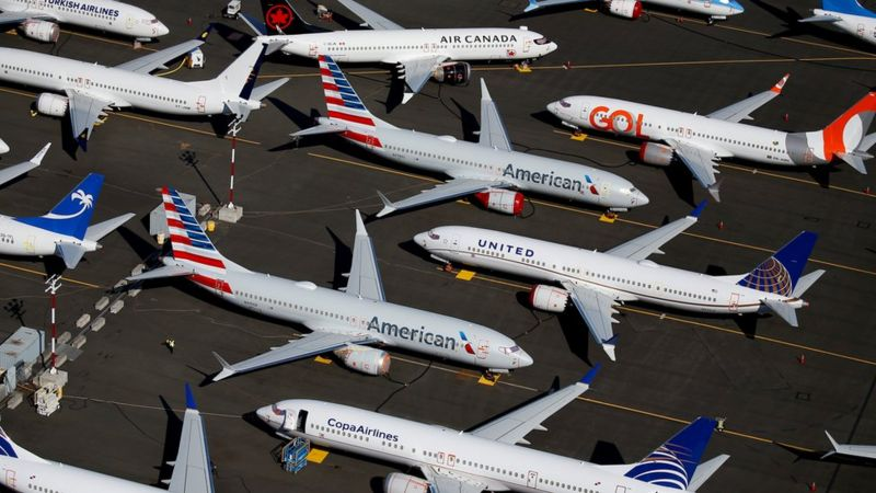 Photo of Boeing's 737 Max cleared to fly in the US after crashes
