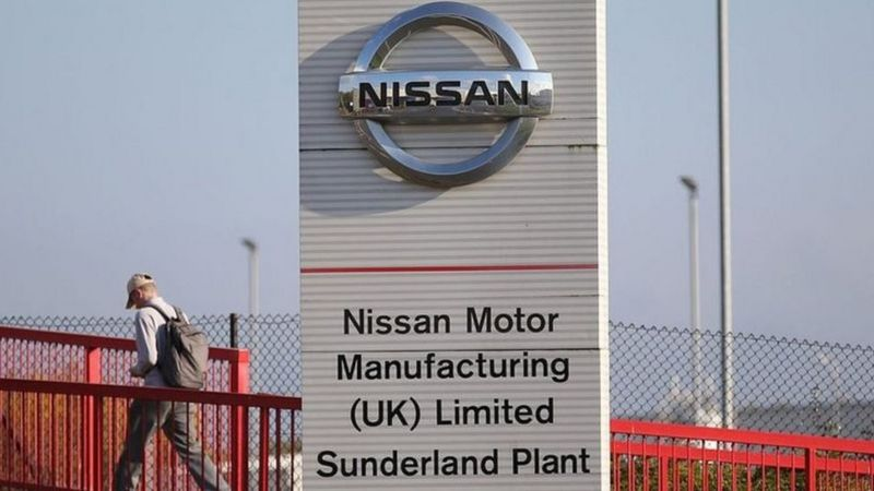 Photo of Nissan warns on its UK future without a Brexit deal
