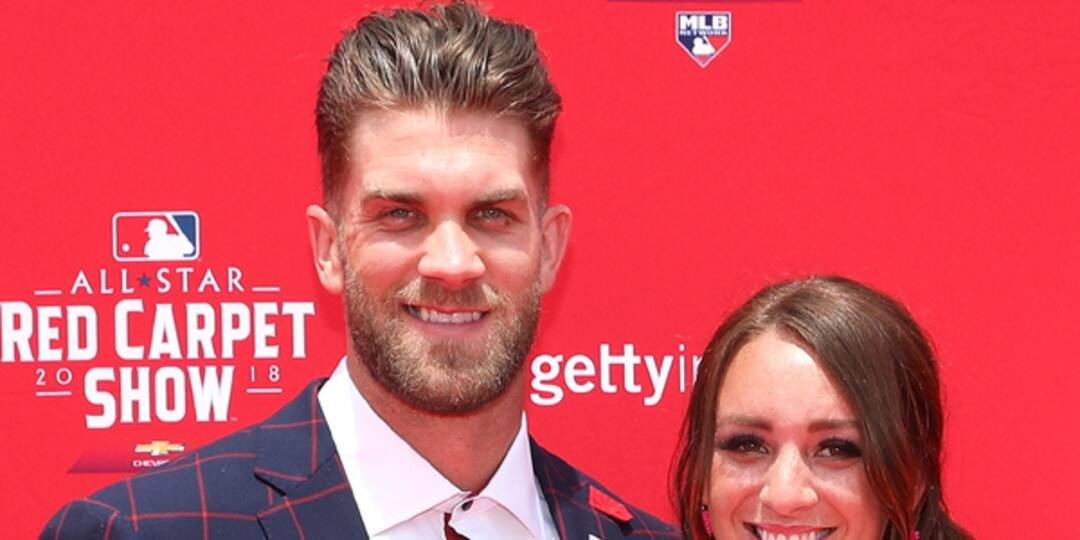 Photo of MLB Star Bryce Harper and Wife Kayla Welcome Baby No. 2