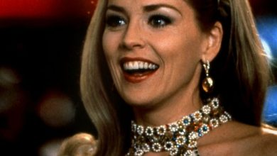 Photo of Sharon Stone on the Unforgettable Fashion of Casino, 25 Years Later