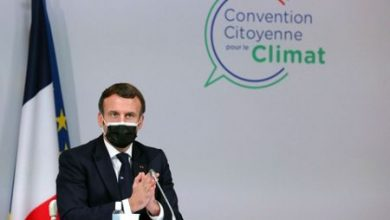 Photo of French Macron announces referendum to add climate goals to constitution