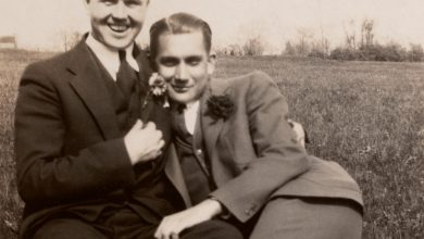 Photo of A photographic history of men in love