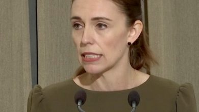 Photo of NZ's Ardern apologises for failings identified by inquiry into Christchurch massacre