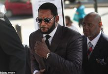 """Photo of R. Kelly shares song """"Shut Up"""" on his birthday as he awaits trial"""