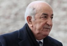 Photo of Algerian leader returns to Germany to be treated for Covid-19 complications