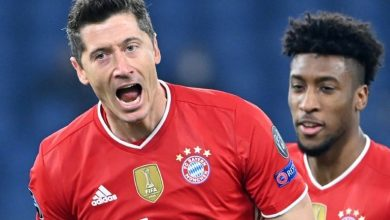 Photo of Champions League: Bayern crush Lazio to take huge step towards last eight