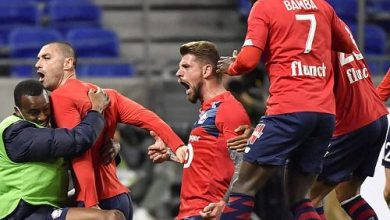 Photo of Lille fightback sets up thrilling finale in 'Super' Ligue 1 title race