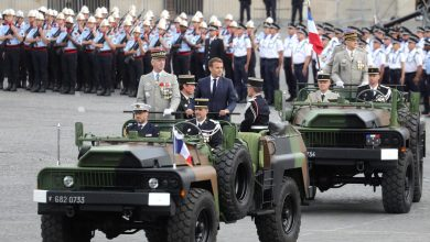 Photo of France's army chief calls on troops warning of 'civil war' to step down