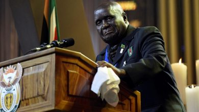 Photo of Zambia former president and liberation leader, Kenneth Kaunda, 97, dies