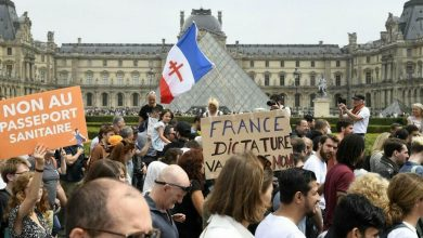 Photo of Third weekend of anger over French attempt to impose Covid health pass