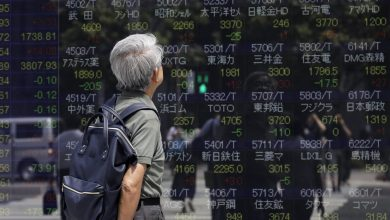 Photo of Asian stocks stumble as Chinese data disappoint – .