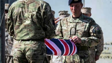 Photo of Fury EXPLODES over Afghanistan: UK veterans told 'never stop being proud' as Biden blasted