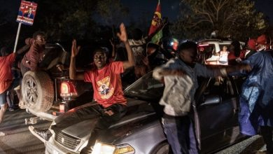 Photo of Opposition candidate Hichilema wins Zambia presidential election