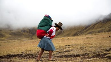 Photo of The women porters making history on Peru's Inca Trail